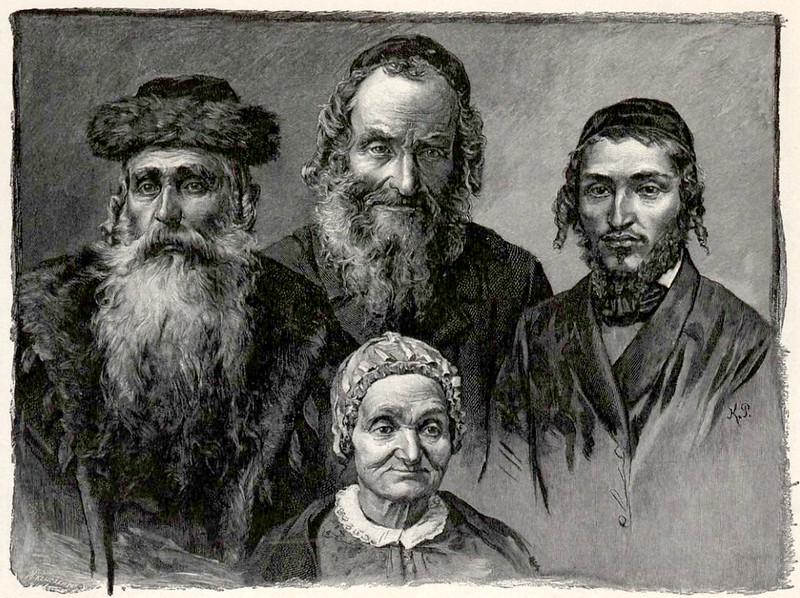 192. Міські євреї.