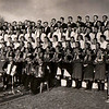 422. Зведений хор народних колективів Заліщиків. 1960-роки