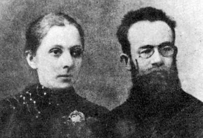467. Михайло і Марія Грушевські.