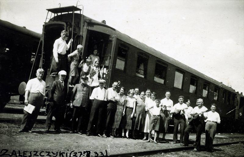 26. До Заліщиків на «Свято вино збору». Вересень 1936.