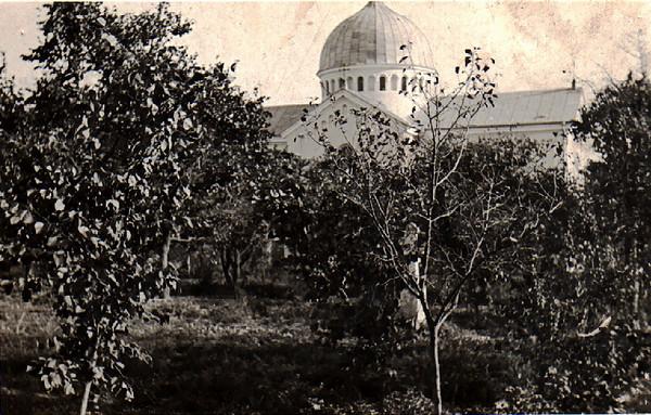 522. Церква Пресвятої Трійці.