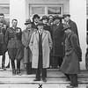 158. Учасники конференції Товариства розвитку Східних земель в Заліщиках, 1936 рік
