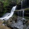 Early Spring at Martin Creek Falls