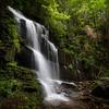 Slanting Rock at Bad Branch Falls