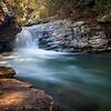 Falls on Big Panther Creek