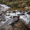 The Sliding Rock on Wildcat Creek