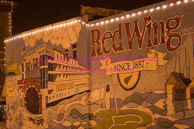 RedWing_Mural.jpg  On the corner of Bush St and W. 3rd St, this large building sized mural highlights all that is great about the river city.
