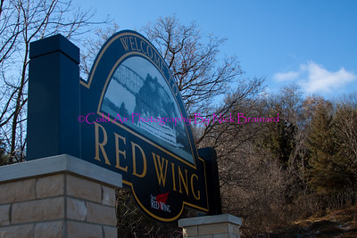 Redwing_City_Sign.jpg  This sign is located on HWY 61 heading in to Red Wing MN, during the time I was shooting this sign, a police office stoped to see if i was alright. I was sure i was going to jail or something. Things worked out....