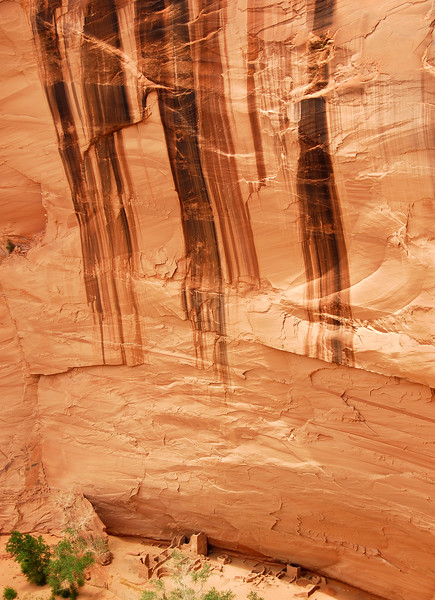 Antelope House, Canyon de Chelly, AZ.