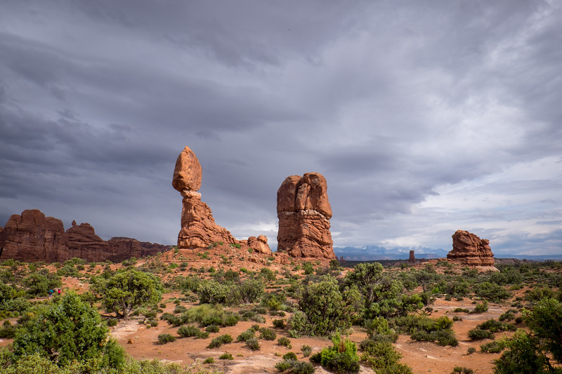 Arches National Park, Utah.