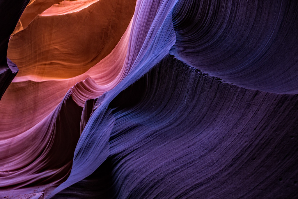 Lower Antelope Textures