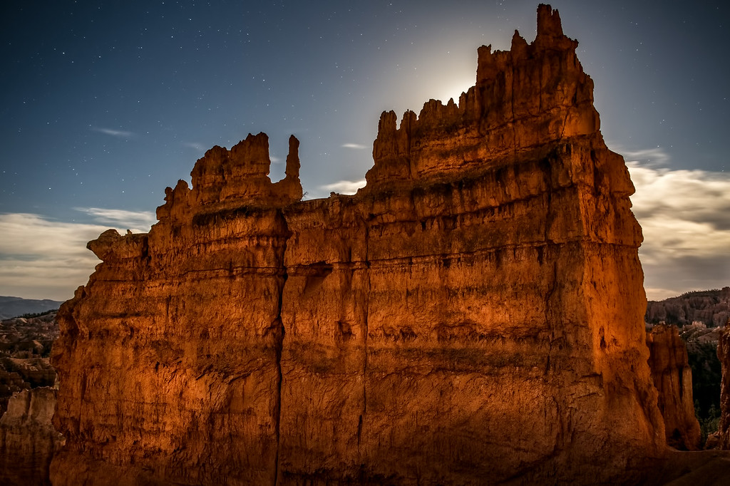 Moonlight Bryce Canyon