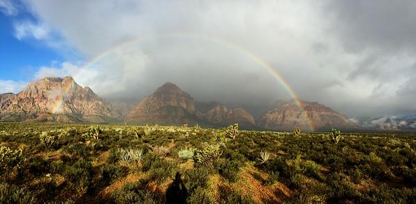Red Rock Rainbow