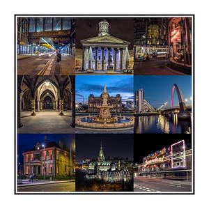 Square Collage Glasgow