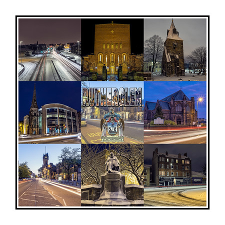 Square Collage Rutherglen