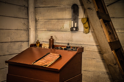Writing Desk - Fort Nisqually