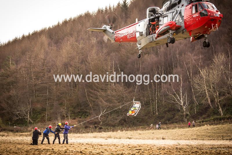 Arran Mountain Rescue Team