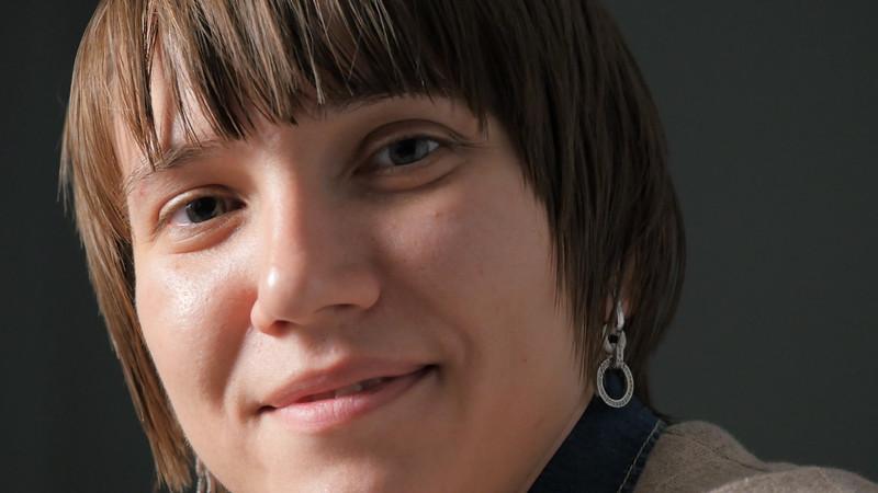 "Section IV. ""International Visiting Scholars"" Russian Student. Natalia Borisenko"