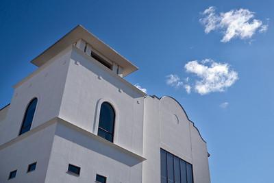 2012; campus; spring, building, Cali