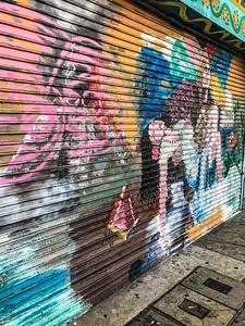 Door Mural