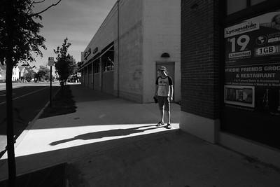 Slash of Light