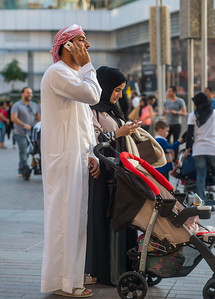 Phones in Dubai, March 2015