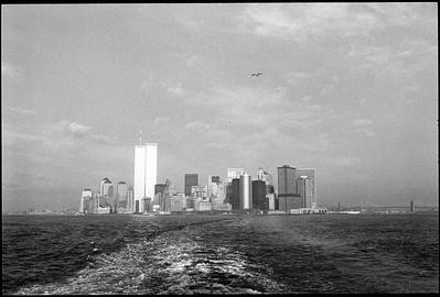 New York City, 1989 - 1991.