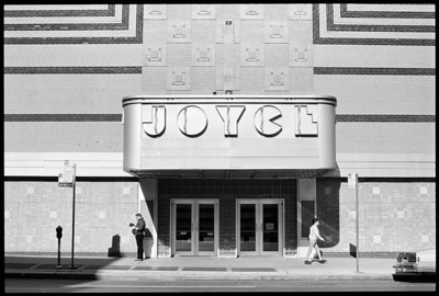Joyce Theater, New York City, 1986.