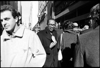 New York City, 1987.
