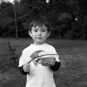 Aidan, Nyack NY, 2009.