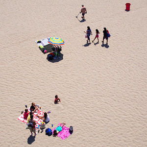Santa Cruz Beach Boardwalk, August 1 2014.
