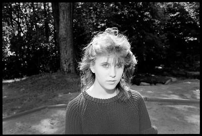 Nyack, New York, 1987.