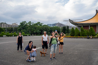 Sun Yat-sen Memorial Park, Taipei City, 2019.