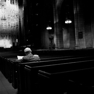 St. Patrick's Cathedral, New York City, 1987.