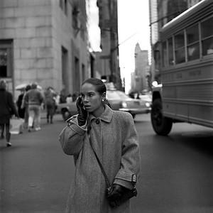 New York City, 1986.
