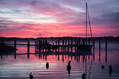 Wicomico River, Maryland