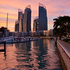 Reflections at Keppel Bay by Daniel Lebeskind
