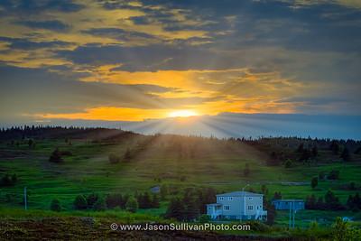 Baccalieu Sunset