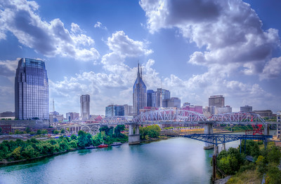 Nashville in Blue