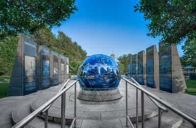 Watery Globe