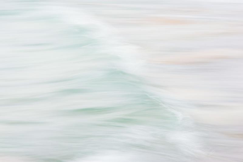 A Blurred Divide