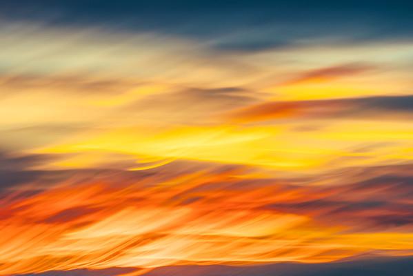 Fiery Entanglement
