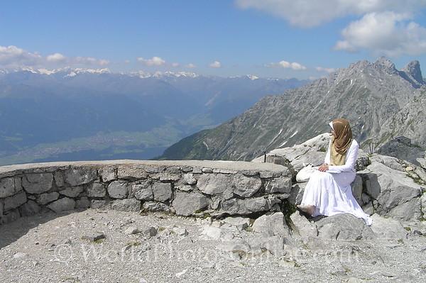 Austria - Innsbruck view