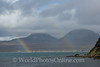 Islay - Port Askaig - Double Rainbow