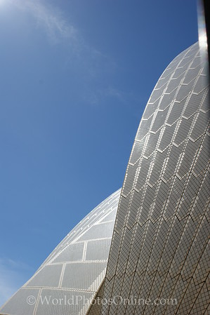 Sydney - Sydney Opera House - Close-up