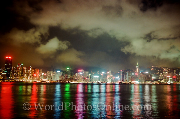 Hong Kong at Night 2