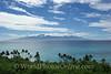 Moorea - View of Tahiti