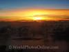 French Polynesia - Sunrise over the Tahiti