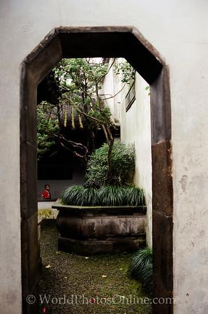 Suzhou - Garden for Lingering In - Boy