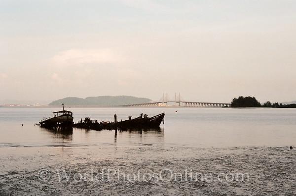Penang Island Bridge